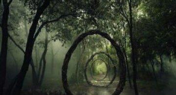 Jocul reinnoirii: Sculpturi mistice in natura, pentru natura