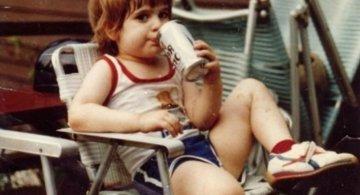 Amintiri bizare din copilarie, in 13 poze nostalgice