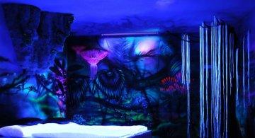 Magia noptii: Cand luminile se sting, peretii prind viata