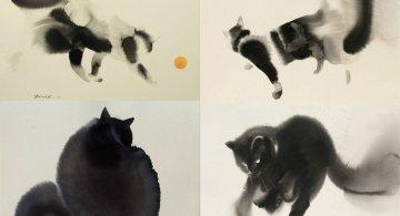 Pisici din cerneala, cu Endre Penovac