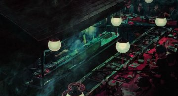 Pierdut in frumusetea Japoniei, noaptea
