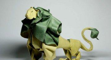 Animale din origami, de Hoang Tien Quyet