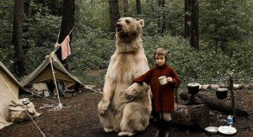 Cel mai simpatic urs, intr-o poveste de familie