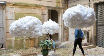 Cu capul in nori, in inima Frantei
