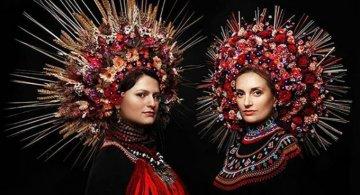 Frumusetea traditionala a femeilor ucrainiene