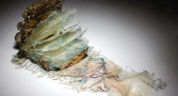 Cand timpul sta in loc: Sculpturi explozive in rasina
