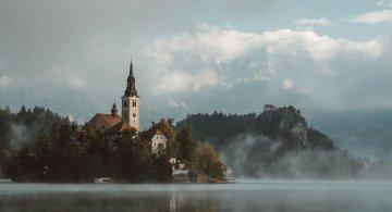 O toamna spectaculoasa in Slovenia