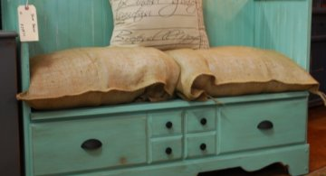 Idei geniale de reutilizare a mobilierului vechi