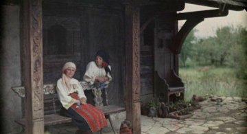 Culorile unei Romanii cenusii: anii '30 in imagini idilice
