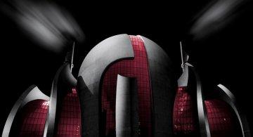 Bijuterii arhitecturale, in poze superbe