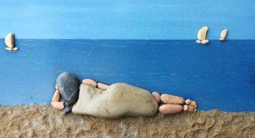 Creatii artistice cu pietre