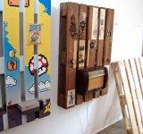 Paleti interactivi si multifunctionali, de Kone Mei