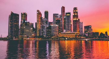 Unicitate si grandoare: Singapore, intr-un pictorial superb