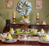 15 moduri superbe de amenajare a mesei de Paste