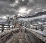 Cele mai frumoase ipostaze ale iernii, in poze sublime