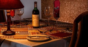 Cum sa creezi atmosfera perfecta pentru o cina romantica de neuitat