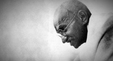 Mahatma Gandhi: Citate inaltatoare care te fac mai puternic si mai bun