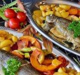 Opt preparate din peste rapide si delicioase pentru masa de Florii