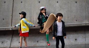 Moda pentru copii: Tendintele pentru sezonul cald al acestui an