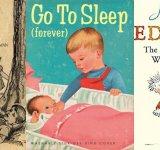 Carti absurde pentru copii care ne ridica mari semne de intrebare
