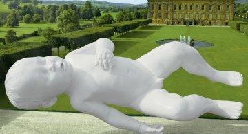 Sculpturi uimitoare care sfideaza legile fizicii