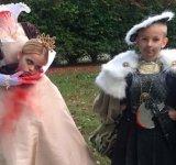 Cele mai tari si inspirate costume de Halloween