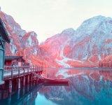 Lumea in infrarosu, intr-un set de fotografii superbe