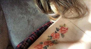 Broderie permanenta pe piele: Noua moda de a te tatua in 2019
