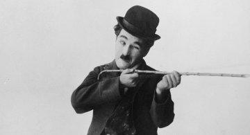 Charlie Chaplin, asa cum nu l-ati mai vazut, in poze de colectie