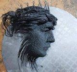 Impresionantele sculpturi din sarma ale lui Darius Hulea