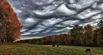 Cele mai spectaculoase formatiuni noroase, surprinse ca camerele de luat vederi