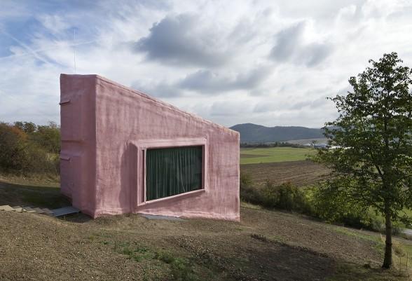 Sepka Architekti: Pink House - Poza 1