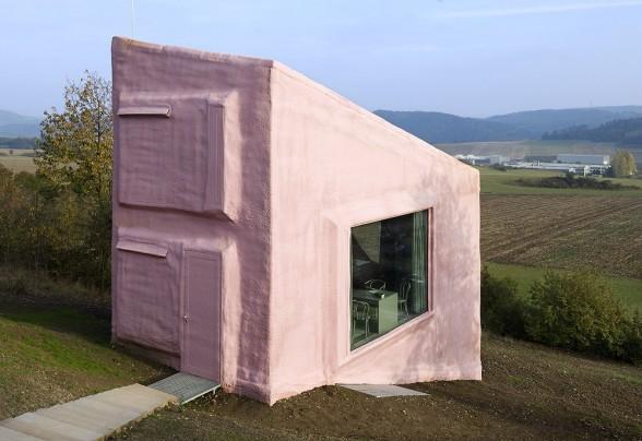 Sepka Architekti: Pink House - Poza 2
