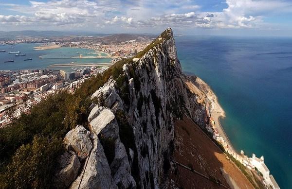 Gibraltar - 20 de peisaje naturale superbe