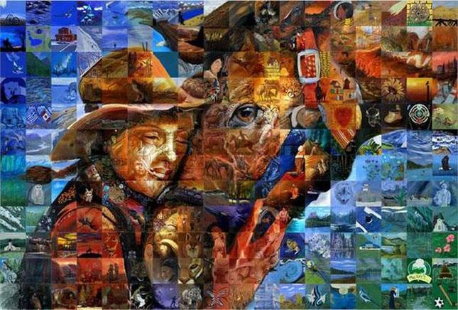 Opere superbe picture in picture - Poza 3