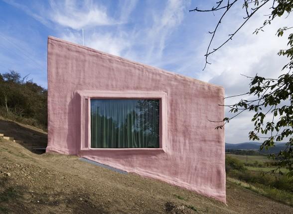 Sepka Architekti: Pink House - Poza 3