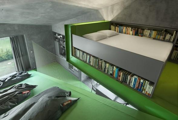 Sepka Architekti: Pink House - Poza 4