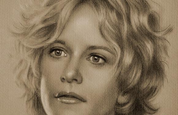 Celebritati: 40 de portrete excelente in creion - Poza 5
