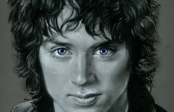 Celebritati: 40 de portrete excelente in creion - Poza 6