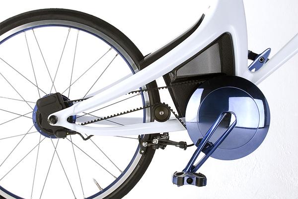 Superba bicicleta hibrid de la Lexus