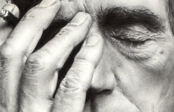 Celebritati: 40 de portrete excelente in creion - Poza 7