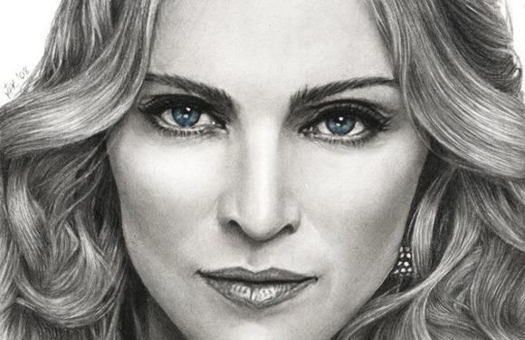 Celebritati: 40 de portrete excelente in creion - Poza 8