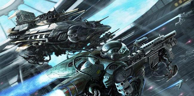 30 de creatii digitale Sci-Fi - Poza 2