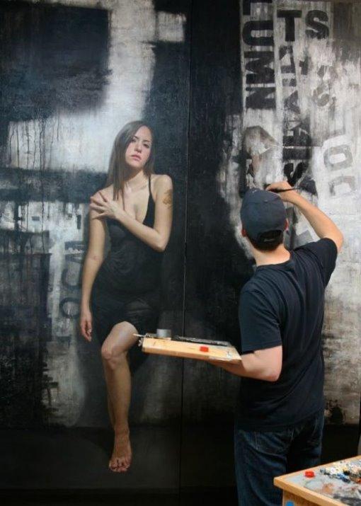 Fotografii sau desene pe un perete? - Poza 15