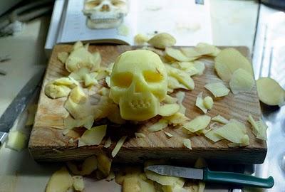 Sculptura in... cartofi! - Poza 1