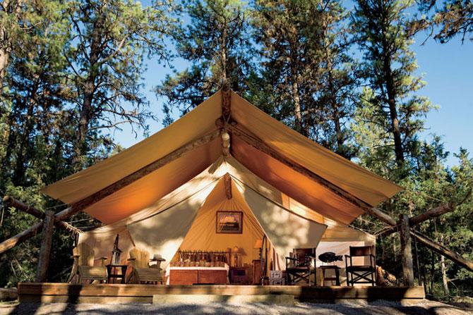 10 corturi superbe pentru orice destinatie - Poza 1