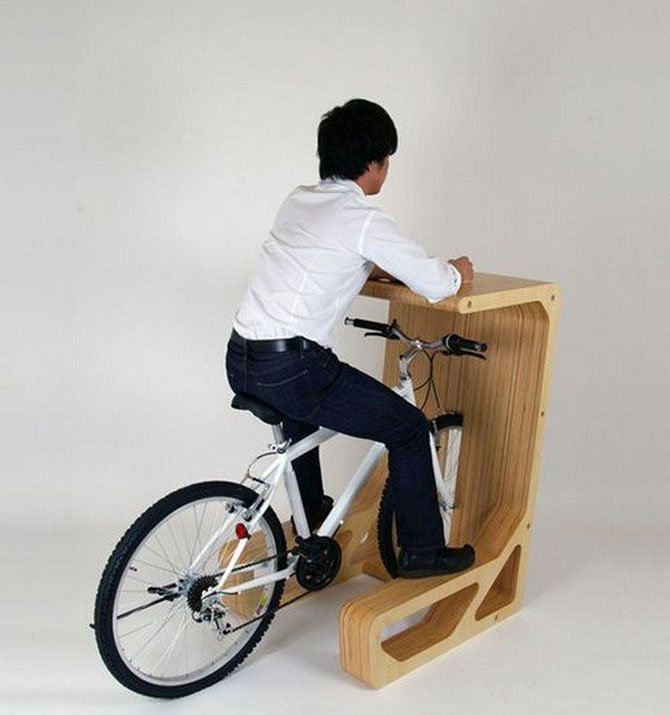 10 exemple destepte de mobila ingenioasa