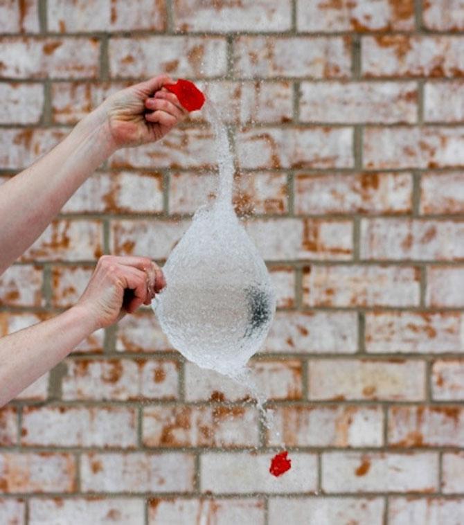 10 explozii de baloane cu apa - Poza 7