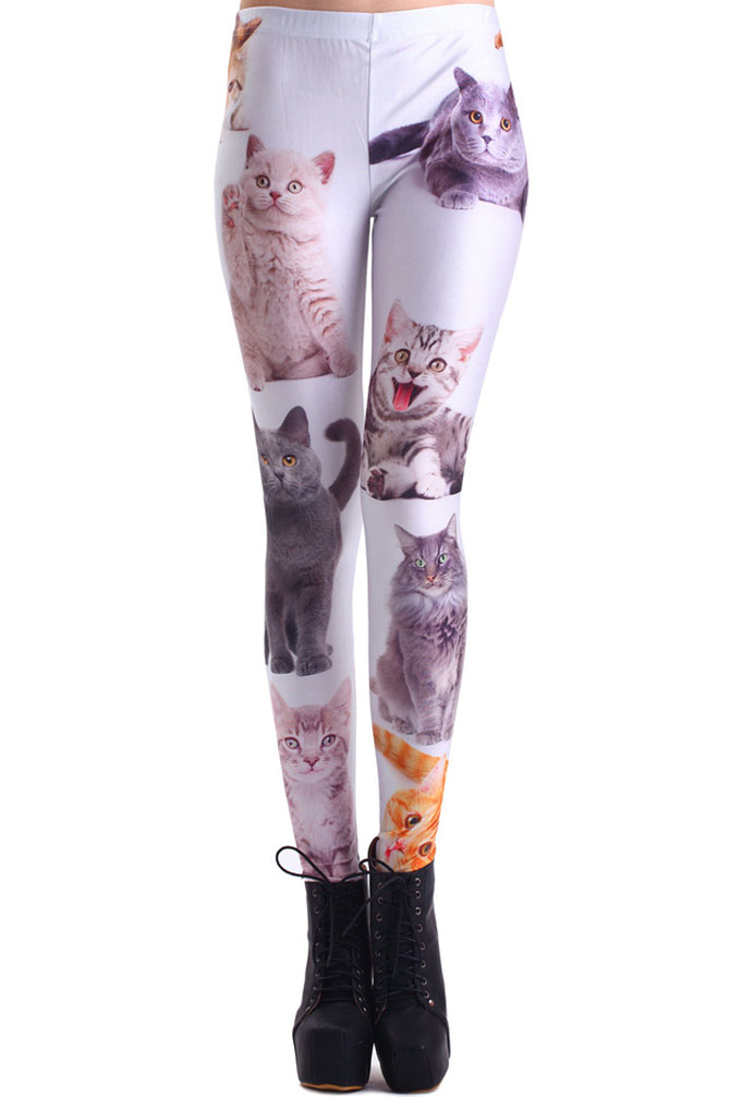 Fashion kitsch cu pisici - Poza 2