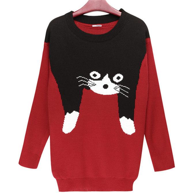 Fashion kitsch cu pisici - Poza 8